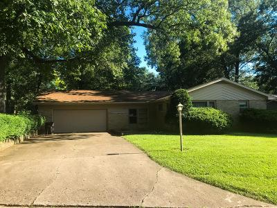 Single Family Home For Sale: 1512 Myrtle