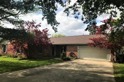 Danville Single Family Home For Sale: 1411 Golf Terrace