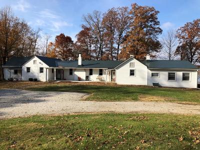 Danville Single Family Home For Sale: 3830 Illini