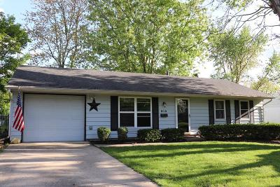 Vermilion County Single Family Home For Sale: 910 Hillside