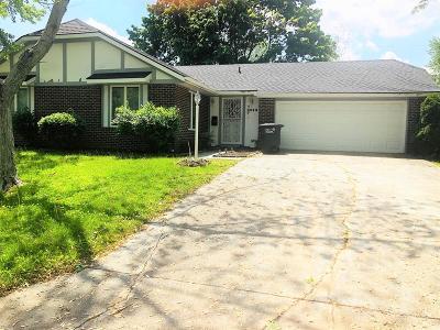 Single Family Home For Sale: 1022 Sunset Ridge