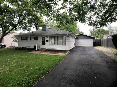 Danville Single Family Home For Sale: 507 W Woodlawn