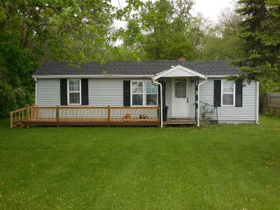 Vermilion County Single Family Home For Sale: 19897 Kemper Lane