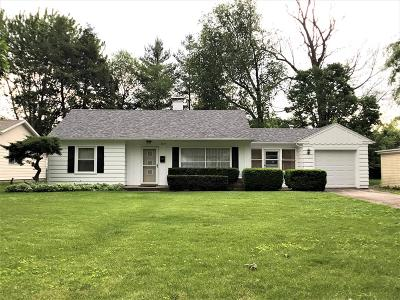 Vermilion County Single Family Home For Sale: 1657 N Franklin St.