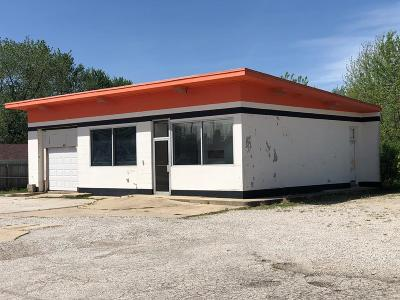 Westville Commercial For Sale: 312 S State