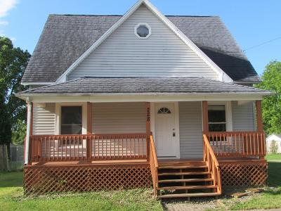 Vermilion County Single Family Home For Sale: 228 Victor