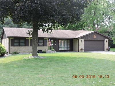 Vermilion County Single Family Home For Sale: 4 Highland Shore