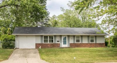 Vermilion County Single Family Home For Sale: 1403 Crestview Drive