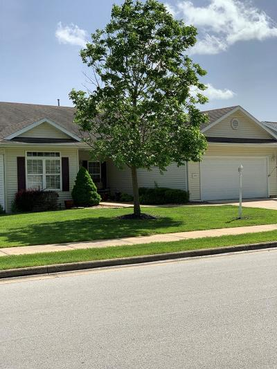 Vermilion County Single Family Home For Sale: 338 Concorde Dr.