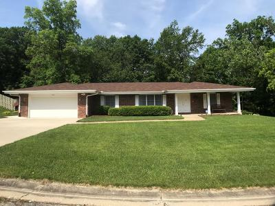 Vermilion County Single Family Home For Sale: 1408 Harrison Hills