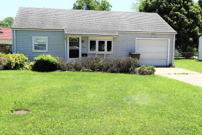 Vermilion County Single Family Home For Sale: 514 Shadowlawn