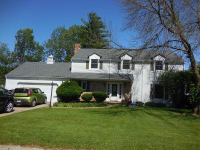 Vermilion County Single Family Home For Sale: 3011 Park Haven