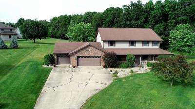 Vermilion County Single Family Home For Sale: 309 Bay Court