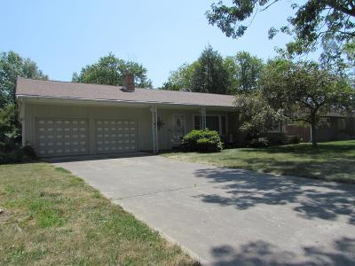 Danville Single Family Home For Sale: 1403 Woodridge