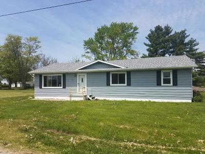 Vermilion County Single Family Home For Sale: 501 Stone