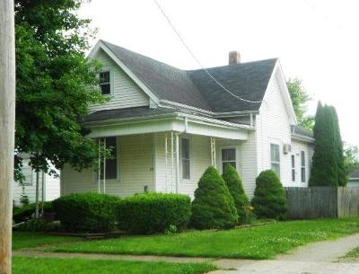 Vermilion County Single Family Home For Sale: 721 S 5th Street