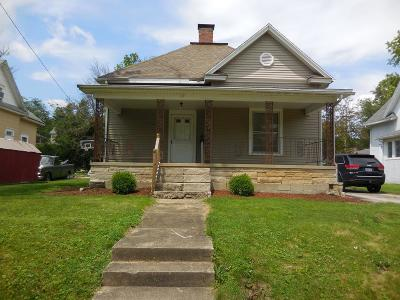Single Family Home For Sale: 117 E Conron