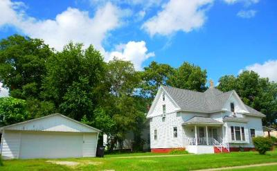 Vermilion County Single Family Home For Sale: 502 N Kimball