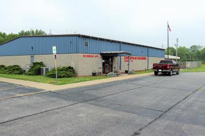 Vermilion County Commercial For Sale: 310 Bryan Avenue