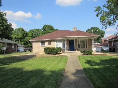 Danville Single Family Home For Sale: 1405 N Vermilion