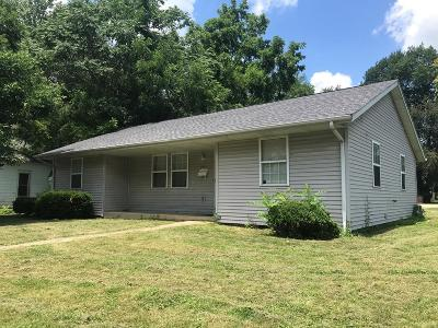 Danville Single Family Home For Sale: 517 W English Street