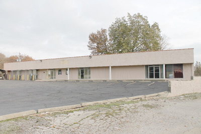 Vermilion County Commercial For Sale: 806 E Main Street