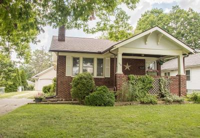 Single Family Home For Sale: 1516 N Gilbert Street