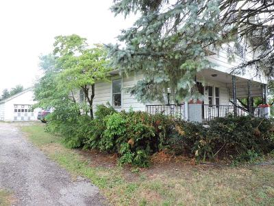 Vermilion County Single Family Home For Sale: 1306 E Fairchild