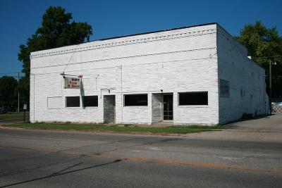 Vermilion County Commercial For Sale: 1102 N Main