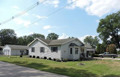 Vermilion County Single Family Home For Sale: 211 Crestwood