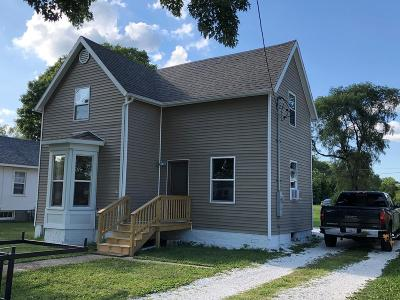 Vermilion County Single Family Home For Sale: 816 W Main