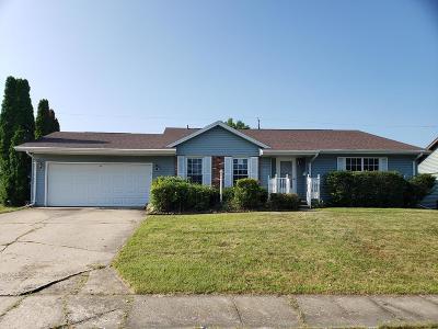 Danville Single Family Home For Sale: 1008 Sunset Ridge