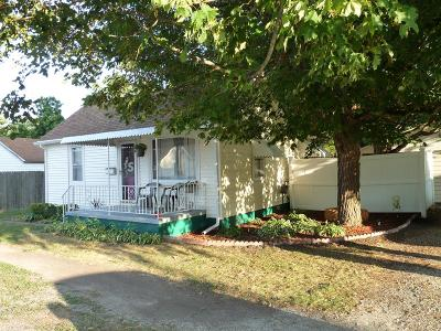 Vermilion County Single Family Home For Sale: 120 Market