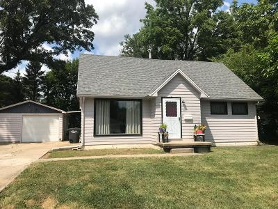 Vermilion County Single Family Home For Sale: 907 W Voorhees
