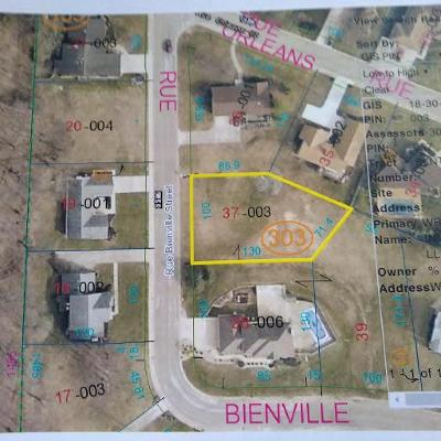 Danville Residential Lots & Land For Sale: Dbt Rue Bienville