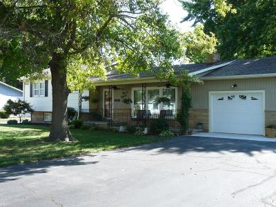 Vermilion County Single Family Home For Sale: 415 S Logan