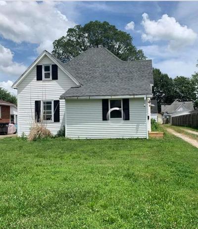 Vermilion County Single Family Home For Sale: 111 Avenue D