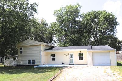 Danville Single Family Home For Sale: 3724 Tuttle