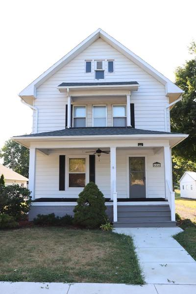 Vermilion County Single Family Home For Sale: 604 N Webster