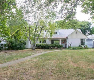 Single Family Home For Sale: 405 E Roselawn Street