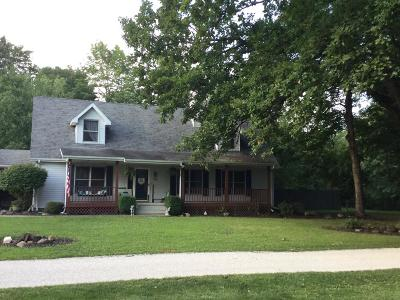 Vermilion County Single Family Home For Sale: 121 Apache