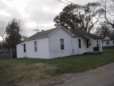 Vermilion County Single Family Home For Sale: 112 W Seventh