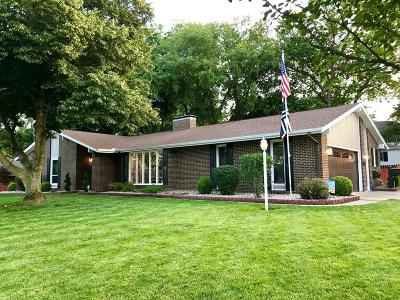 Vermilion County Single Family Home For Sale: 2 Lincolnshire Avenue