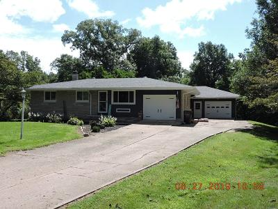 Vermilion County Single Family Home For Sale: 613 S Seminary