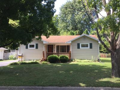 Vermilion County Single Family Home For Sale: 1918 Edison