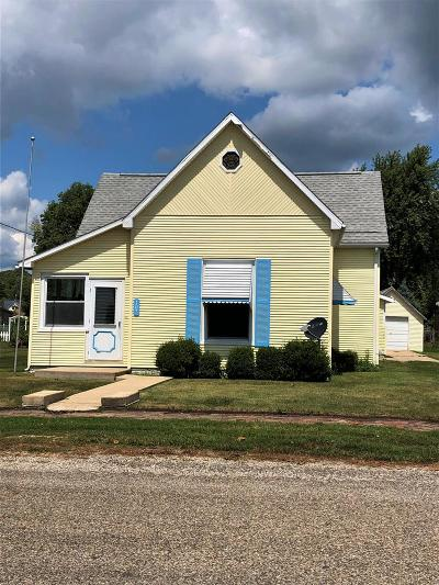 Vermilion County Single Family Home For Sale: 107 E Pilot