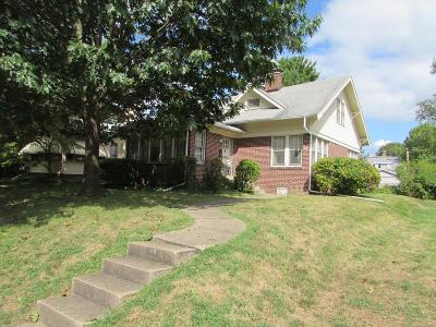 Vermilion County Single Family Home For Sale: 1401 Franklin