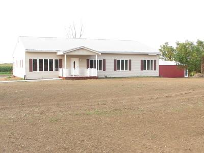 Vermilion County Single Family Home For Sale: 23829 E Mill
