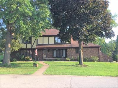 Danville Single Family Home For Sale: 1218 Lakeridge