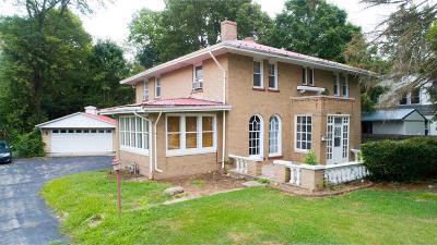 Danville Single Family Home For Sale: 1309 N Vermilion